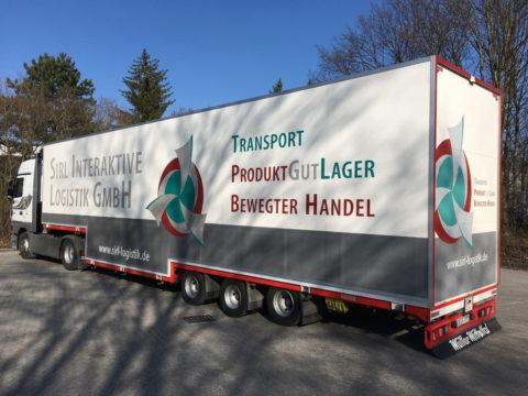 """Die """"Sirl Interaktive Logistik GmbH"""" arbeitet mit storelogix."""